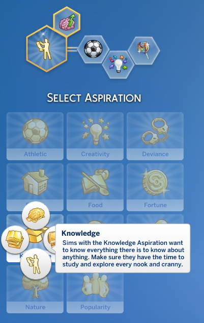 Knowledge Aspiration (TS2 TS4) by jackboog21at Mod The Sims image 877 Sims 4 Updates
