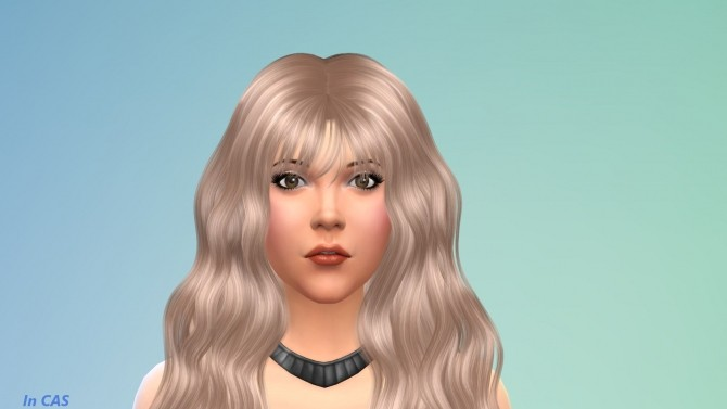 Sims 4 Stevie Nicks by Snowhaze at Mod The Sims
