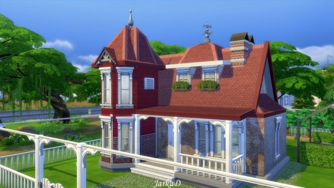 Family house No.12 at JarkaD Sims 4 Blog image 9113 670x377 Sims 4 Updates