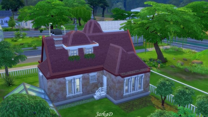 Family house No.12 at JarkaD Sims 4 Blog image 9210 670x377 Sims 4 Updates