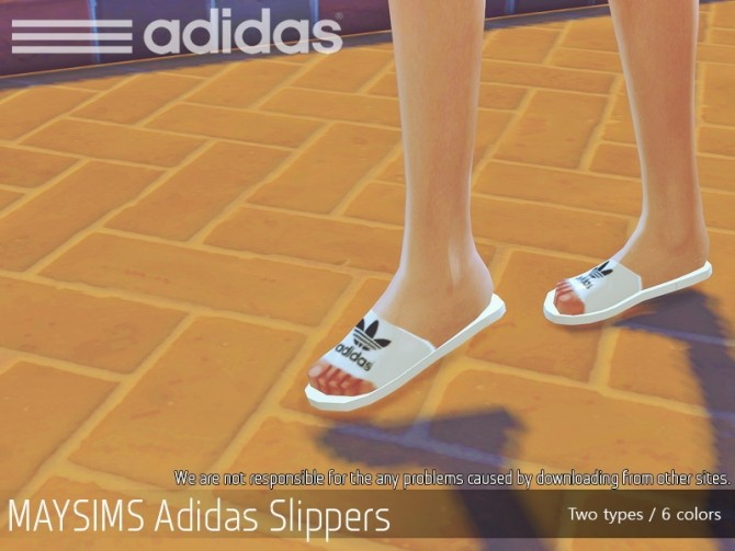 Designer slippers at May Sims image 924 670x503 Sims 4 Updates