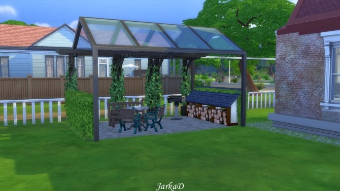 Family house No.12 at JarkaD Sims 4 Blog image 938 670x377 Sims 4 Updates