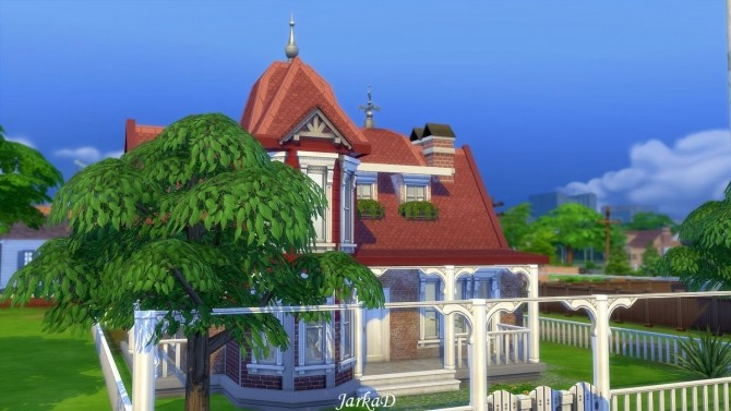 Family house No.12 at JarkaD Sims 4 Blog image 948 670x377 Sims 4 Updates