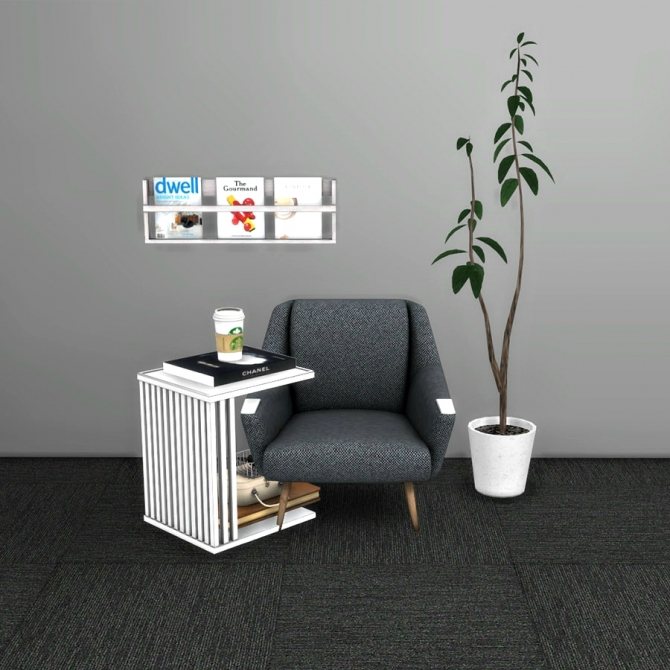 Side Table At Leo Sims 187 Sims 4 Updates