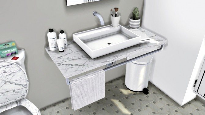 Sink & Bathroom Toilet at MXIMS image 9811 670x377 Sims 4 Updates