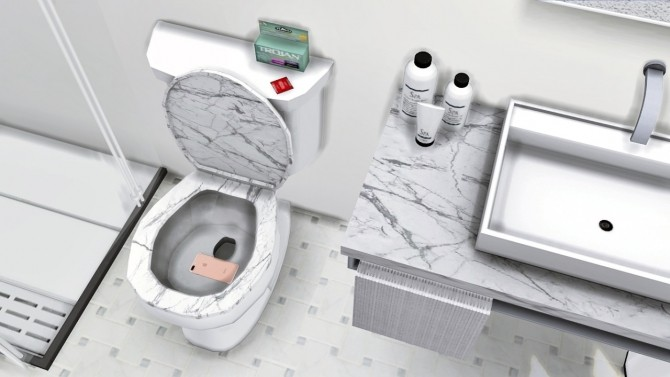 Sink Amp Bathroom Toilet At Mxims 187 Sims 4 Updates