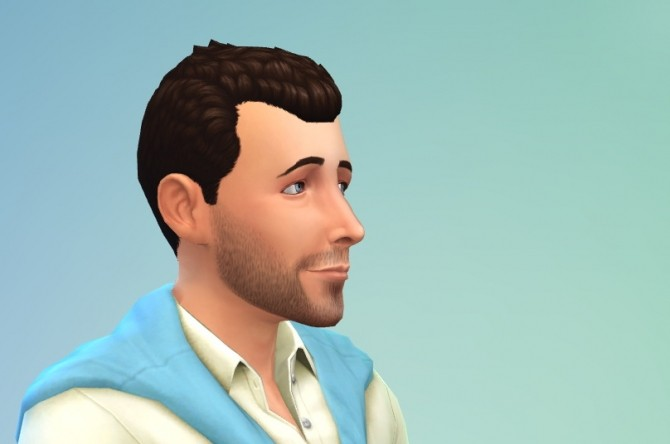 Cecil Allender (No CC) by Vesuvius at Mod The Sims image 993 670x444 Sims 4 Updates