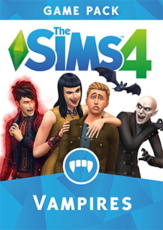The Sims 4 Expansion & Stuff Packs list image The Sims 4 Vampires small Sims 4 Updates