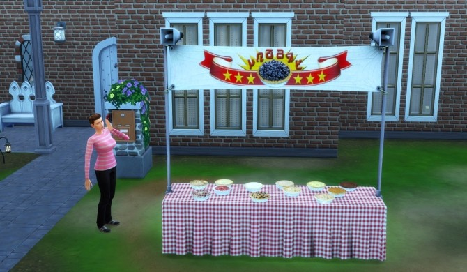Eating Contest Stand by DogsikSueno at Mod The Sims image 1002 670x390 Sims 4 Updates