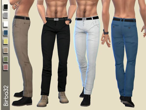 Mens Fashion For  Skinny Stuff