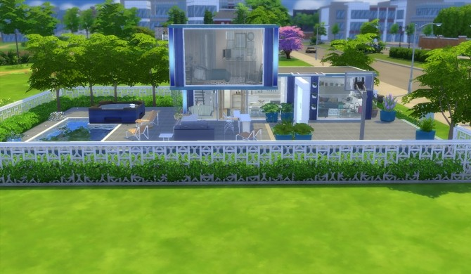 Two containers house by patty3060 at Mod The Sims image 1038 670x390 Sims 4 Updates