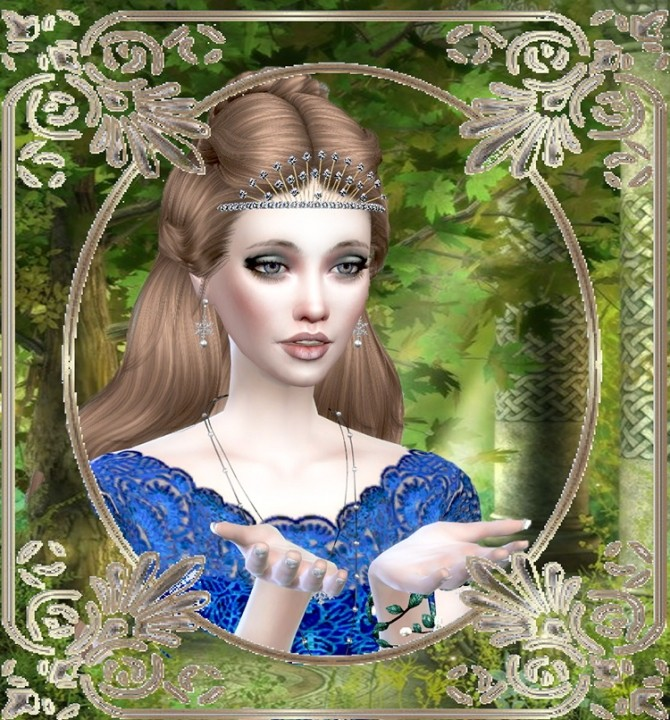 Fairy Cc By Mich Utopia At Sims 4 Passions 187 Sims 4 Updates