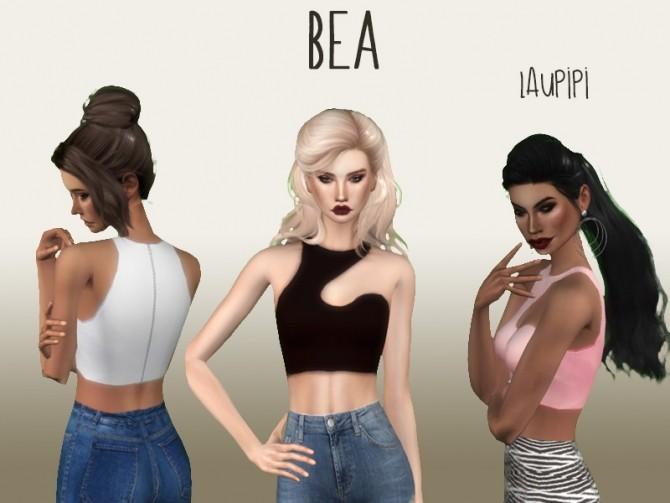 Sims 4 Bea top at Laupipi