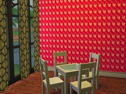Valentine Wallpaper at ChiLLis Sims image 11011 Sims 4 Updates