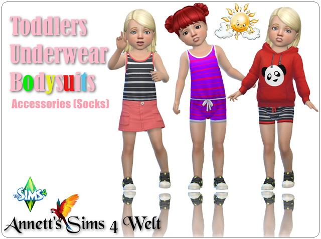 Toddler Bodysuits at Annett's Sims 4 Welt image 1108 Sims 4 Updates