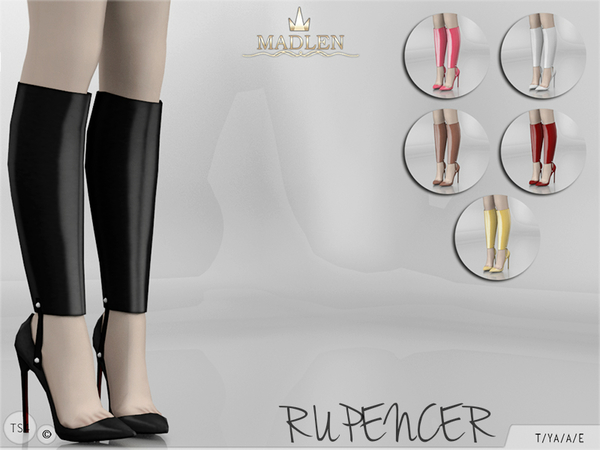 Sims 4 Madlen Rupencer Shoes by MJ95 at TSR