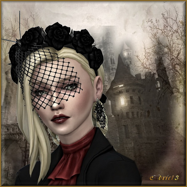 Anne Gothica at L'univers de Nicole image 11414 Sims 4 Updates