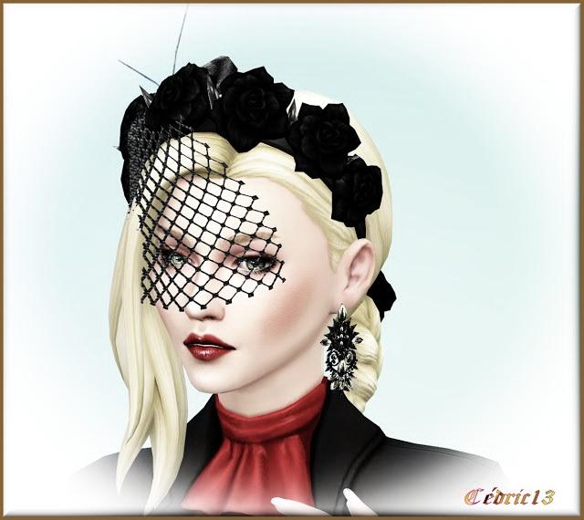 Anne Gothica at L'univers de Nicole image 11512 Sims 4 Updates