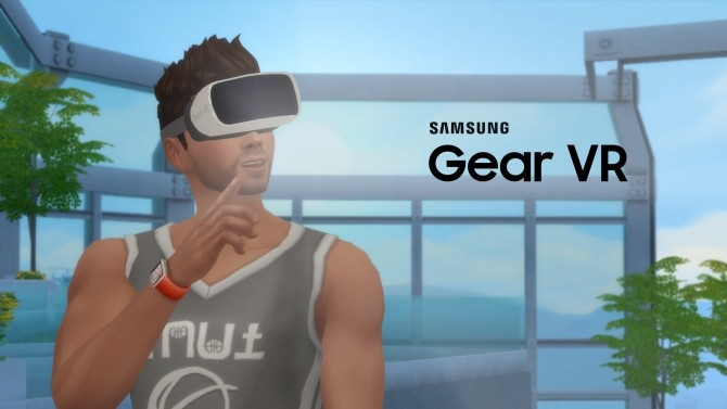 Gear VR 2015 by littledica at Mod The Sims image 1162 670x377 Sims 4 Updates