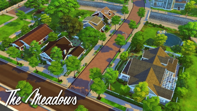 Sims 4 Worlds Downloads 187 Sims 4 Updates