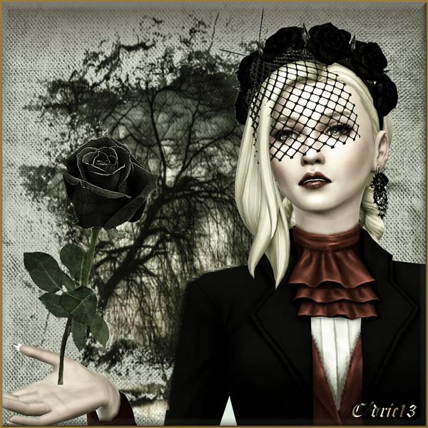 Anne Gothica at L'univers de Nicole image 11913 Sims 4 Updates