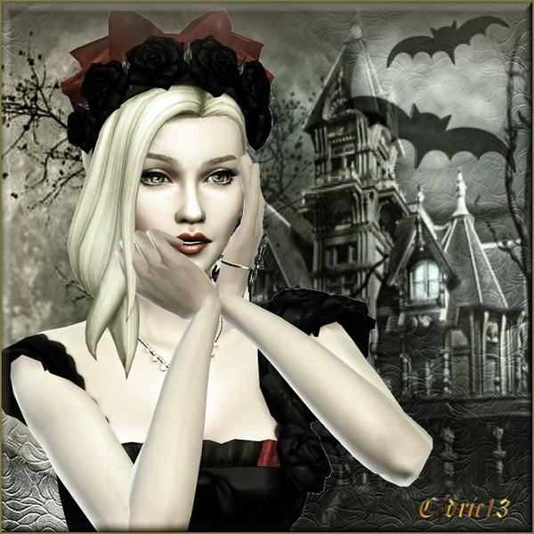 Anne Gothica at L'univers de Nicole image 12013 Sims 4 Updates