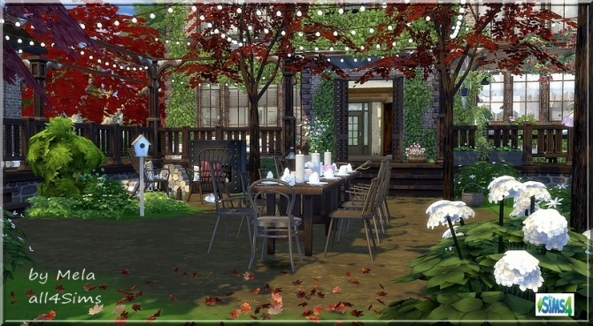 Our favorite home by melaschroeder at All 4 Sims image 12711 670x369 Sims 4 Updates