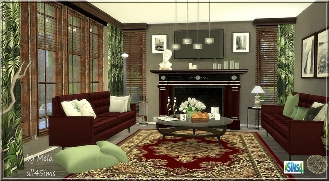 Our favorite home by melaschroeder at All 4 Sims image 12810 670x369 Sims 4 Updates
