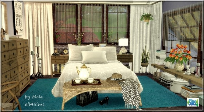 Our favorite home by melaschroeder at All 4 Sims image 12912 670x369 Sims 4 Updates
