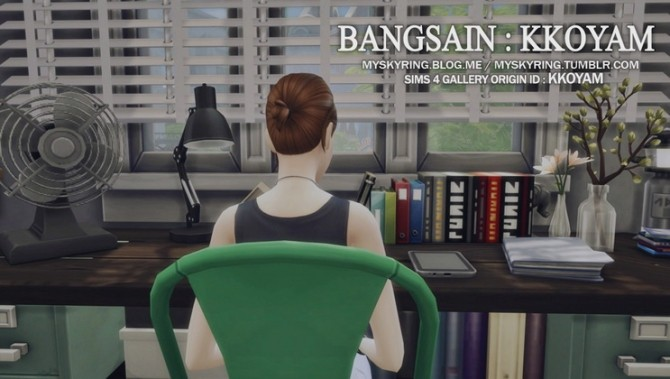 Apartment R003 by Bangsain at My Sims House image 13110 670x379 Sims 4 Updates
