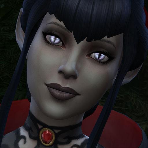 Vampires Eye colors Default + Non-default Replacement at Kijiko » Sims 4 Updates