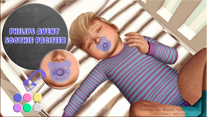 Avent Soothie Pacifier at Victor Miguel image 15511 670x377 Sims 4 Updates