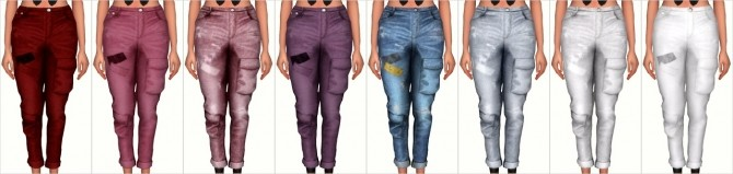 James long jeans Original by Becky at Elliesimple image 1599 670x159 Sims 4 Updates