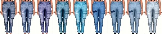 James long jeans Original by Becky at Elliesimple image 1609 670x141 Sims 4 Updates