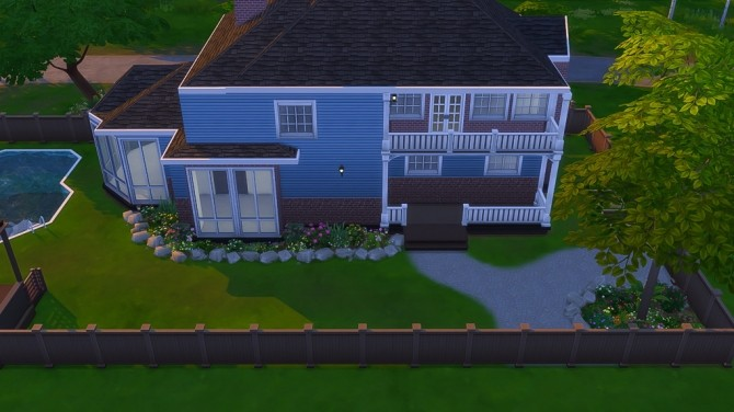 Sims 4 Countryside Living at Marvin Sims
