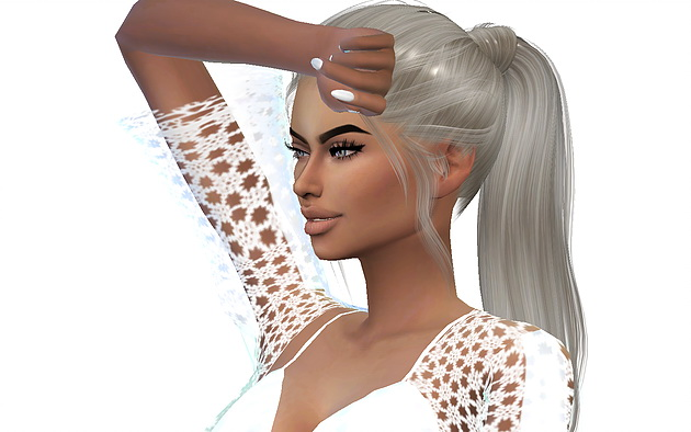 Sims 4 Kylie Peterson at PortugueseSimmer
