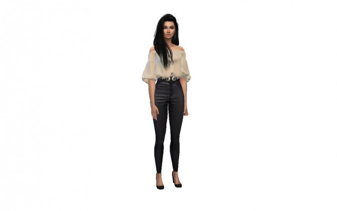 Sims 4 Dixie Lost at PortugueseSimmer