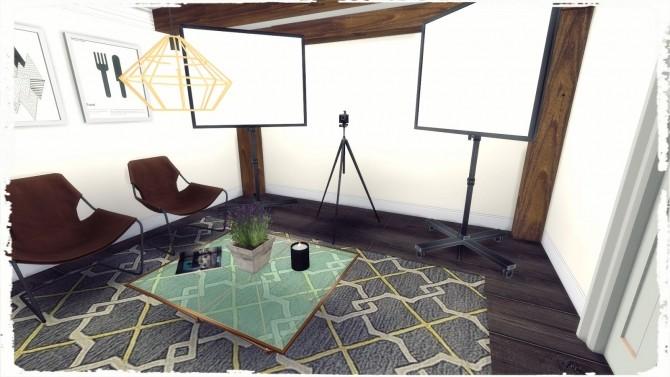 Youtuber Studio At Dinha Gamer 187 Sims 4 Updates