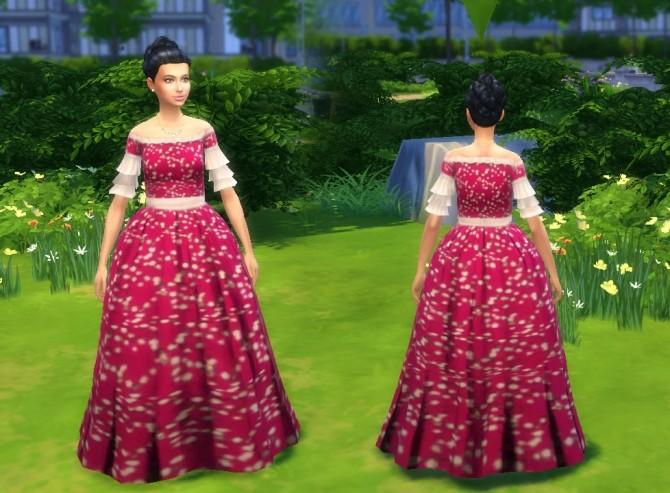 Civil War Fashion Recolor at My Stuff image 1802 670x493 Sims 4 Updates