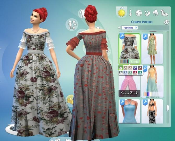 Civil War Fashion Recolor at My Stuff image 1813 670x543 Sims 4 Updates