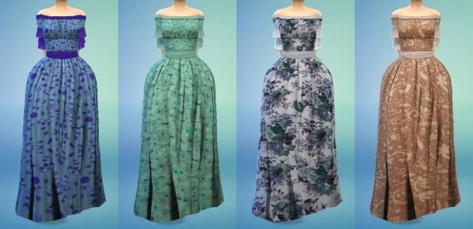 Civil War Fashion Recolor at My Stuff image 1822 670x324 Sims 4 Updates