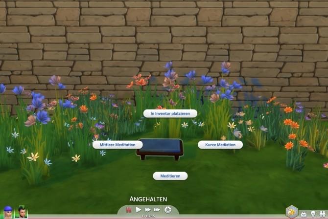 Improved Meditation Stool by LittleMsSam image 18312 670x448 Sims 4 Updates
