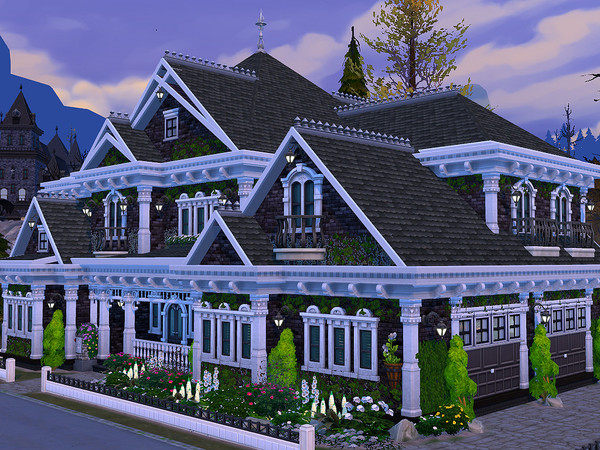 The Monroe house by sharon337 at TSR image 19 Sims 4 Updates