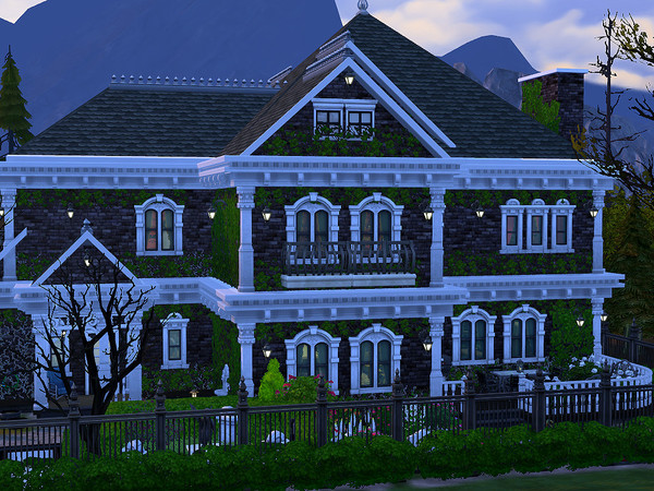 The Monroe house by sharon337 at TSR image 20 Sims 4 Updates