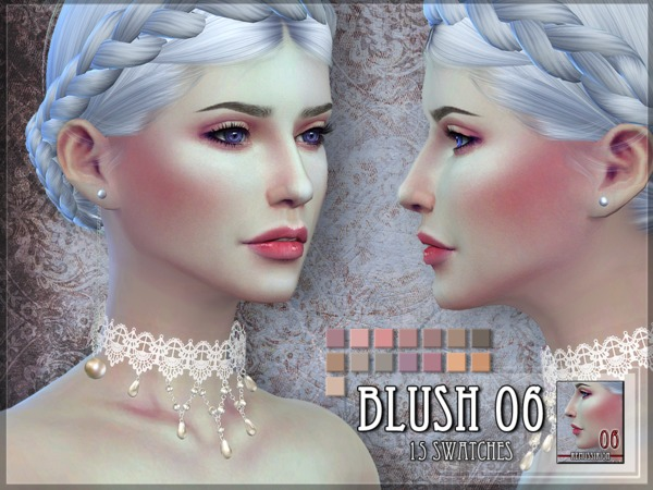 Blush 06 by RemusSirion at TSR image 2120 Sims 4 Updates