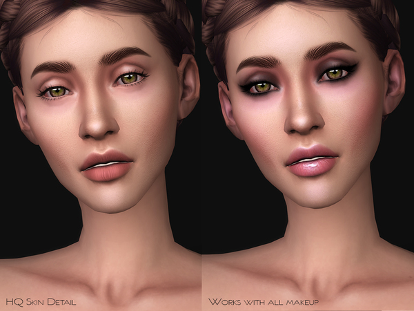 Sims 4 Mirabella Slider Compatible Skin HQ by Ms Blue at TSR