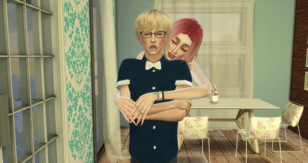 Arthur Kerr at AymiasSims image 2184 Sims 4 Updates