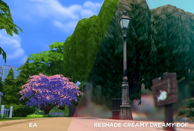 CREAMY DREAMY TS4 PRESET at Pickypikachu image 2186 670x454 Sims 4 Updates