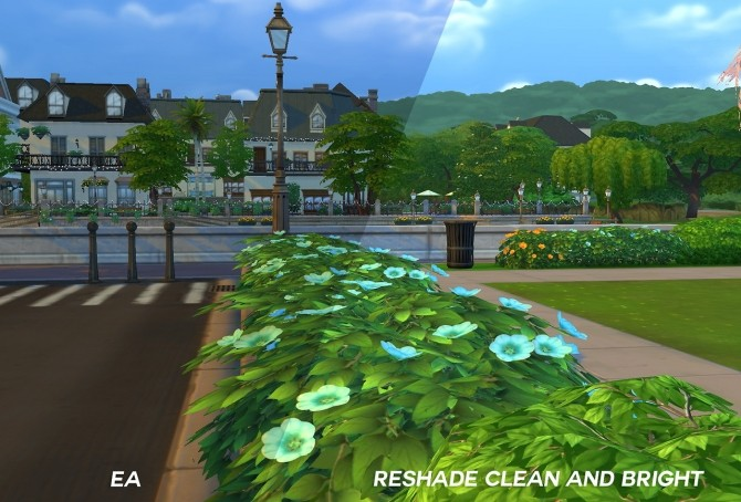 Sims 4 CLEAN & BRIGHT TS4 PRESET at Pickypikachu