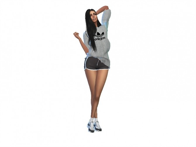 Sims 4 Kelli Wills at PortugueseSimmer